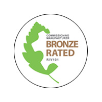 Certificato Bronze Rated, Rivadavia